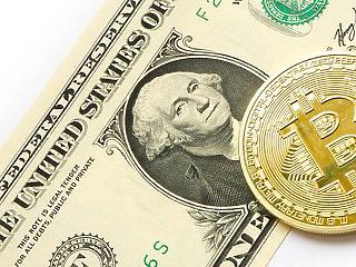 Eljött a bitcoin nagy napja, újra 350 felett ez euró