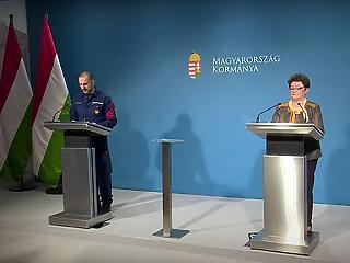 Operatív törzs: akár a járvány harmadik hulláma kezdődhetett el Magyarországon