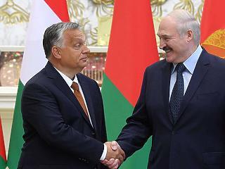 Orbán Putyin csendestársa lett a belarusz drámában