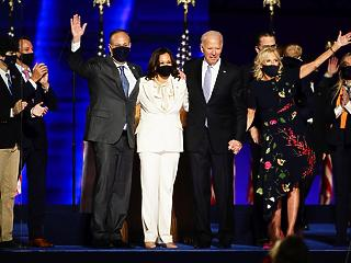 Biden elárulta, mi lesz az első dolga megválasztott elnökként