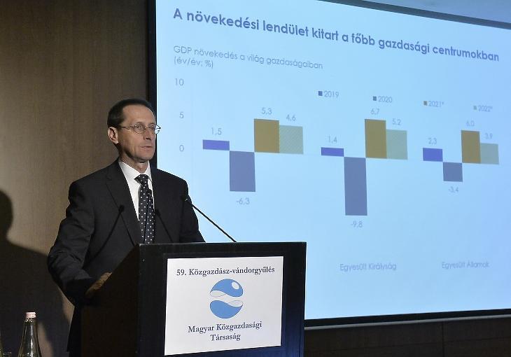 Varga Mihály: rekordmagas lehet a gazdasági növekedés 2021-ben