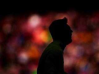 Messi lő, a nem létező közönség ünnepel – így olvad össze valóság és fikció