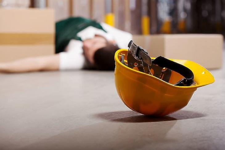 Egyre nő a munkahelyi balesetek száma