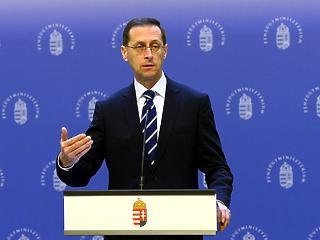 Varga Mihály: az adósságállomány évről-évre csökken