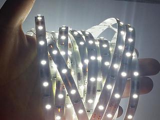 A LED szalagok előnyei és működésük alapelve