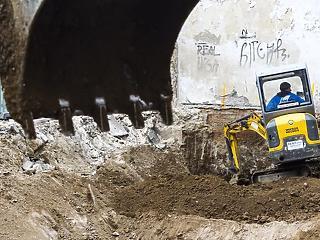 Hiába fárad a termelés, egyre több az új építőipari cég