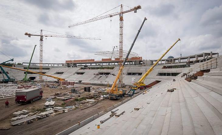 A stadion is egészségügyi intézmény? Lassan igaz lesz a mondás