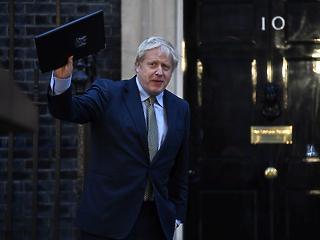 Kemény belépőkkel nyit Boris Johnson