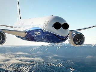 Félelmetesen sok repülő jelenhet meg az égen