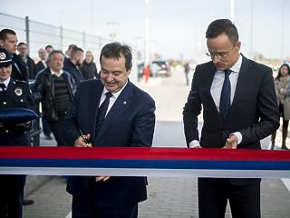 Új határátkelőket nyitott Magyarország
