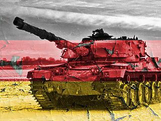 Mi történt? Komoly fegyverkezésbe kezdenének a németek