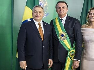 Tényleg Orbán Viktor miatt lángol az Amazonas? A hét sztorija