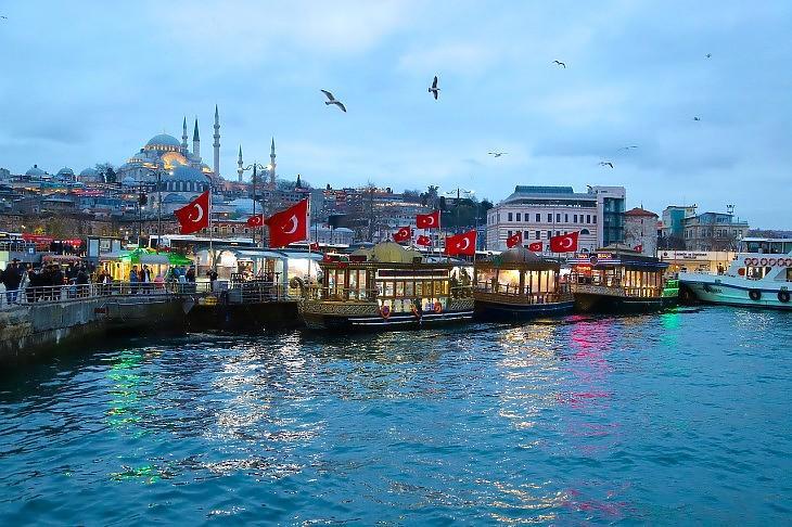 Törökország (Pixabay)