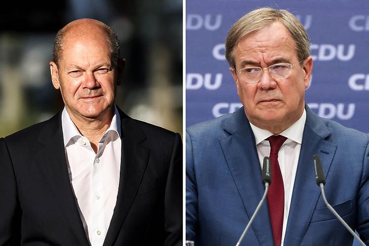 Bizonytalan koalíciós politikát hozhat a vasárnapi német választás