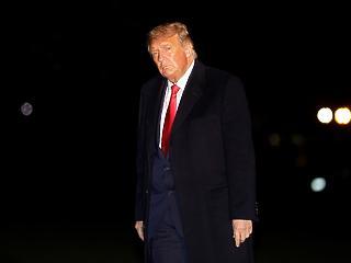 Donald Trump elhagyta a kórházat, már a Fehér Házba érve se volt rajta maszk