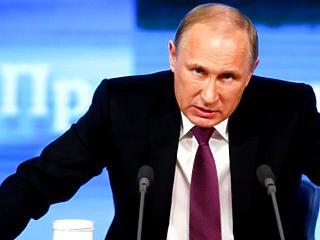 Putyin tombol – az elnök fejére omlik a leolvadó térség?