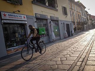 Lassult a járvány Olaszországban, Kínában alig van új fertőzött