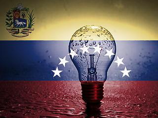 Gazdasági örvénybe került Venezuela - sötétbe borul az ország