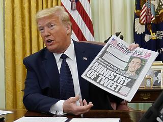 Megrendülő amerikai köztársaság - Trump új rezsimet akar
