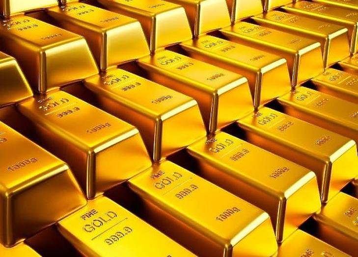 Bezuhant az arany és az olaj ára