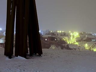 Nagy a készültség: komoly havazás csapott le Magyarországra