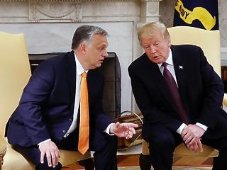 Putyinnal összhangban Orbán is fúrta Ukrajnát Trumpnál