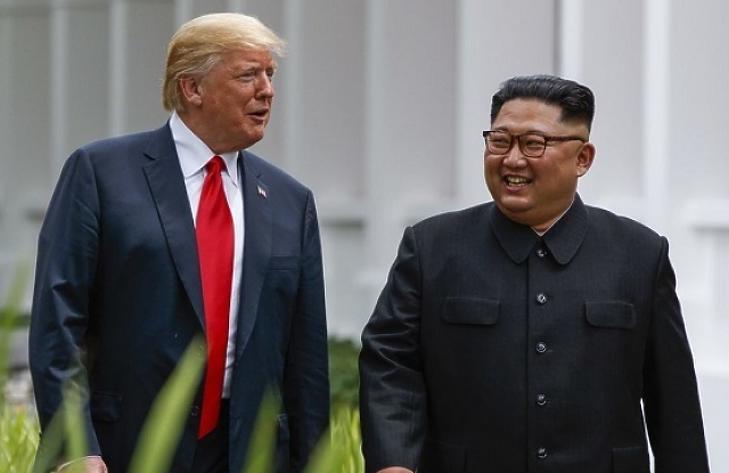 Elhalasztja közös hadgyakorlatát az USA és Dél-Korea