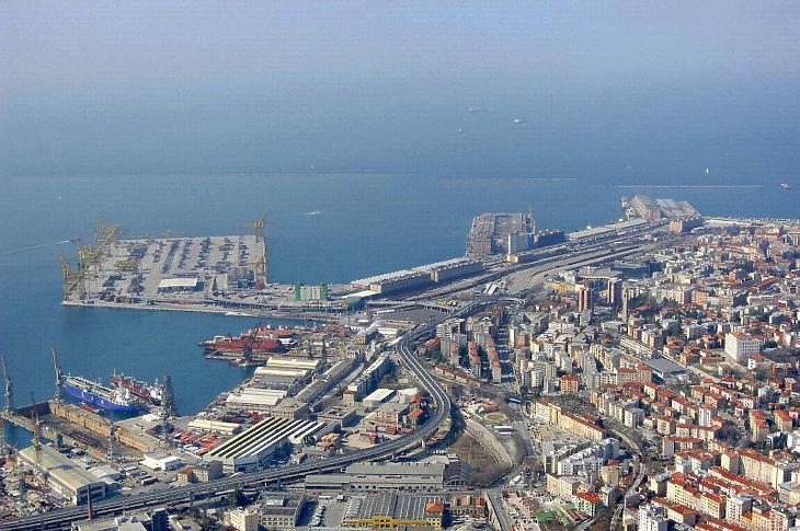 374 milliós veszteséget hozott a trieszti kikötő a magyar államnak