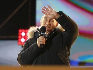 Putyin: a WADA határozata ellentétes az Olimpiai Chartával