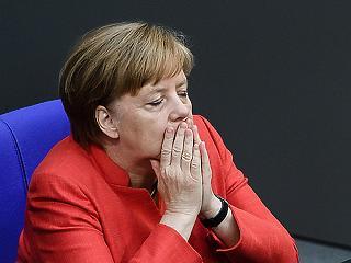 Három éves Merkel merész mondata, amely megrengette Európát