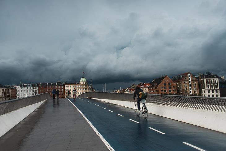 Koppenhága 2020 áprilisában. (Illusztráció: Depositphotos / Alex Shadyuk)