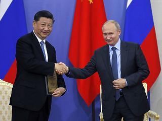 Putyin nagy haditerve – még közelebb vonja magához Kínát