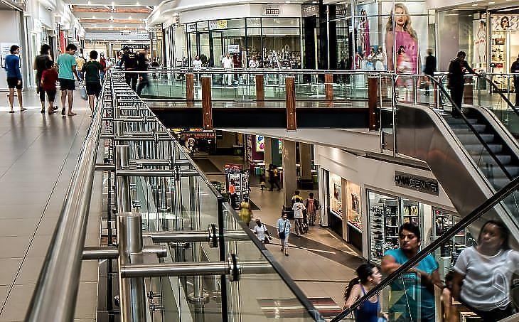 Ez az egyetlen bevásárlóközpont-fajta, aminek tényleg bejött az idei év