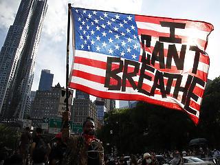 Óriási tüntetéssorozat rengette meg Amerikát