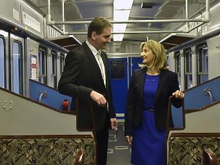 Ez a vonat elment: távozhat a MÁV vezére