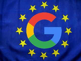 Még egy gigabírságot kiszórtak a Google-nak