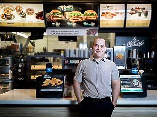 Magyar a világ legjobb McDonald's étteremvezetői között