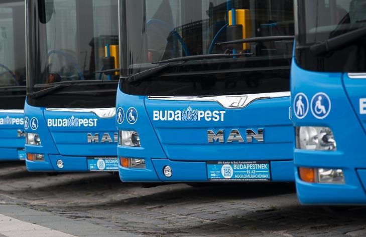 Villanybuszokra várunk, miközben még 36 éves Ikarus is fut Budapesten