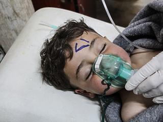 Ebből botrány lesz: Észak-Korea tehet a szír gáztámadásokról?