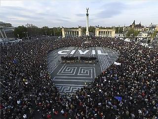 Elmeszelte a kormány civillistázós törvényét az EU bírósága