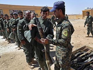 Kurdok fogják őrizni a szír határt – mit szól ehhez Törökország?