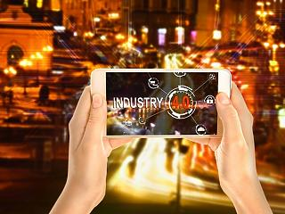 A negyedik ipari forradalom java még csak most jön