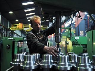 Kilenc év után stagnál a német export
