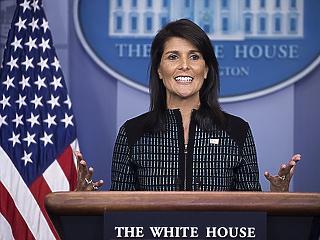 Lemondott az amerikai ENSZ-nagykövet