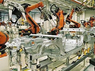 Két hét múlva kezdődik a BMW-gyár építése