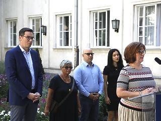 HÉTVÉGE - A Budapest Iskola Intézet támogatja a progresszív politikai gondolkodást - videóinterjú Hermann Zsuzsával, Heller Ágnes Lányával