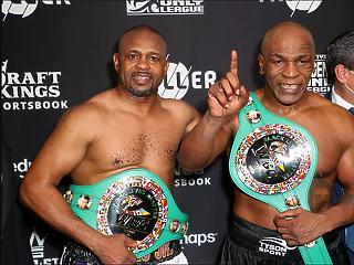 Tyson-Jones Jr.: döntetlen