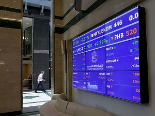 Pluszban zárta a hetet a magyar börze