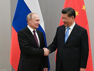 Putyin idegesen figyeli a kínai térnyerést - hadrendbe álltak az új rakéták