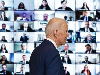 Ma meglesz a Biden-kormányzat 100 milliomodik beadott korona-oltása